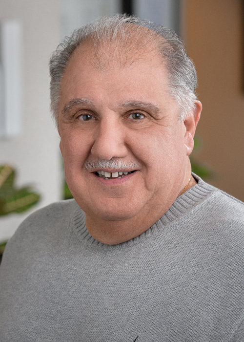 Gerry Mannarino – Chief Corporate Metallurgist