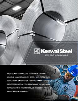Kenwal Steel - Overview Brochure